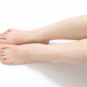 脚のむくみの画像